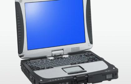מחשב מוקשח Panasonic Toughbook CF-19